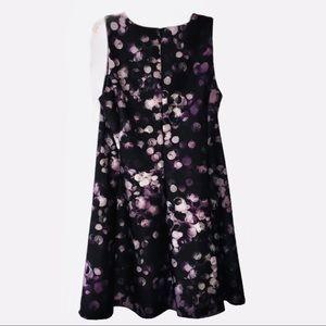 DKNY Dresses - DKNY Sleeveless Zipper Front Dress -Dark Purple-16